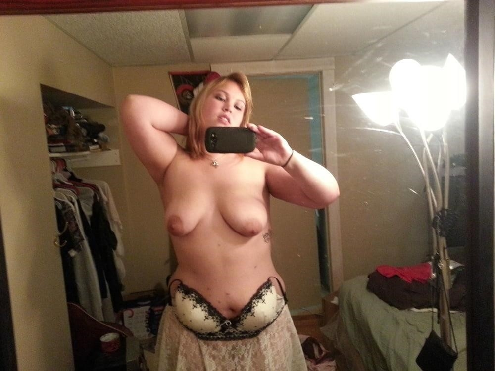 Topless sexy selfies-7774