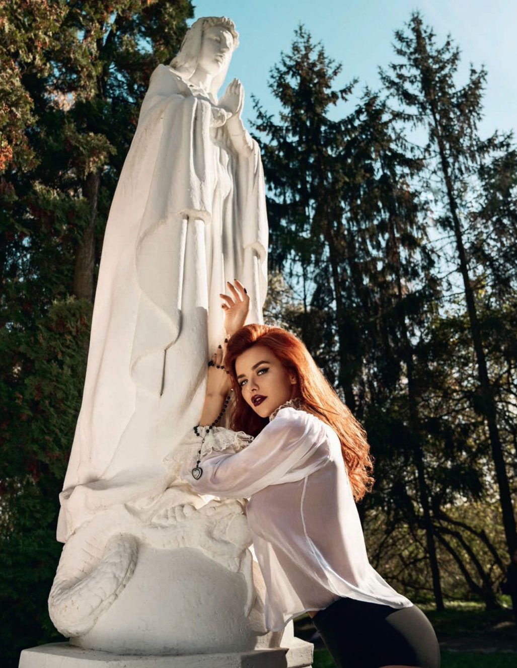 фотомодель журнала Playboy Маргарита Солодка, фотограф Антон Софийченко / фото 04