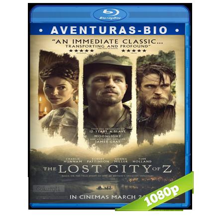 Z La Ciudad Perdida 1080p Lat-Cast-Ing 5.1 (2016)