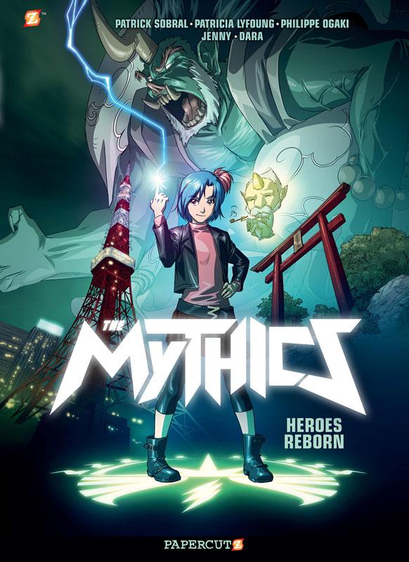Mythics 01-02 (2020)