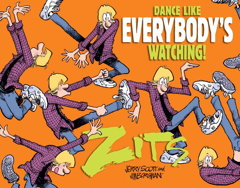 Dance Like Everybody's Watching! (2018)