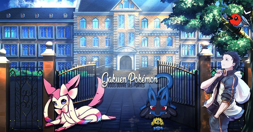 Gakuen Pokémon