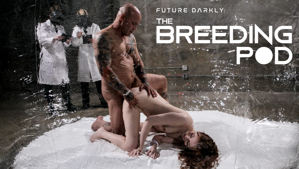 Maya Kendrick, Derrick Pierce – Future Darkly: The Breeding Pod – Pure Taboo
