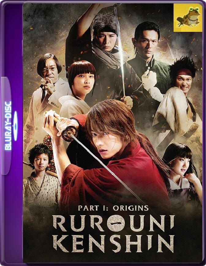 Kenshin, El Guerrero Samurái (2012) Brrip 1080p (60 FPS) Latino / Japonés