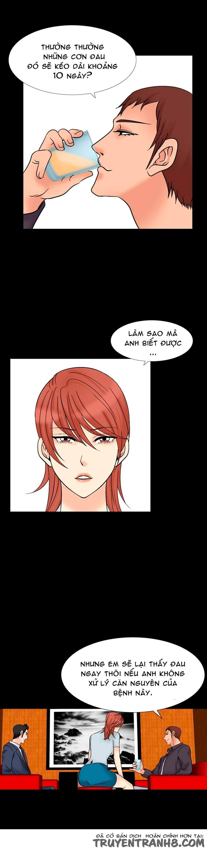 The Taste Of The Hand Chapter 36 - Trang 20