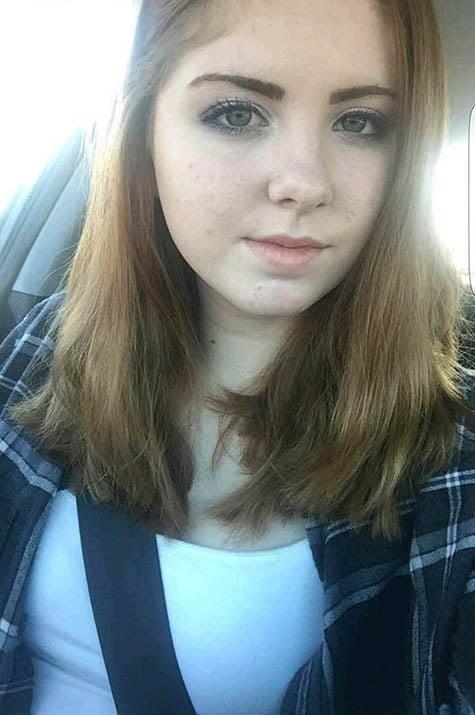 Real teen naked selfies-8873