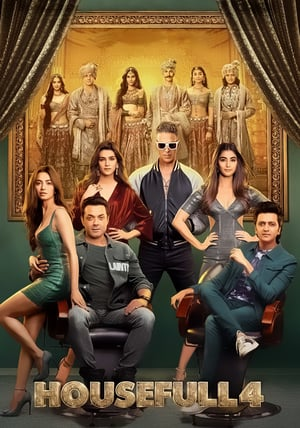 Housefull 4 (2019) Hindi 720p HDCAM x264 AC3 Shadow HDWebmovies