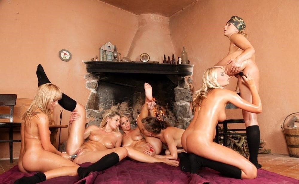Lesbian group forced porn-6757