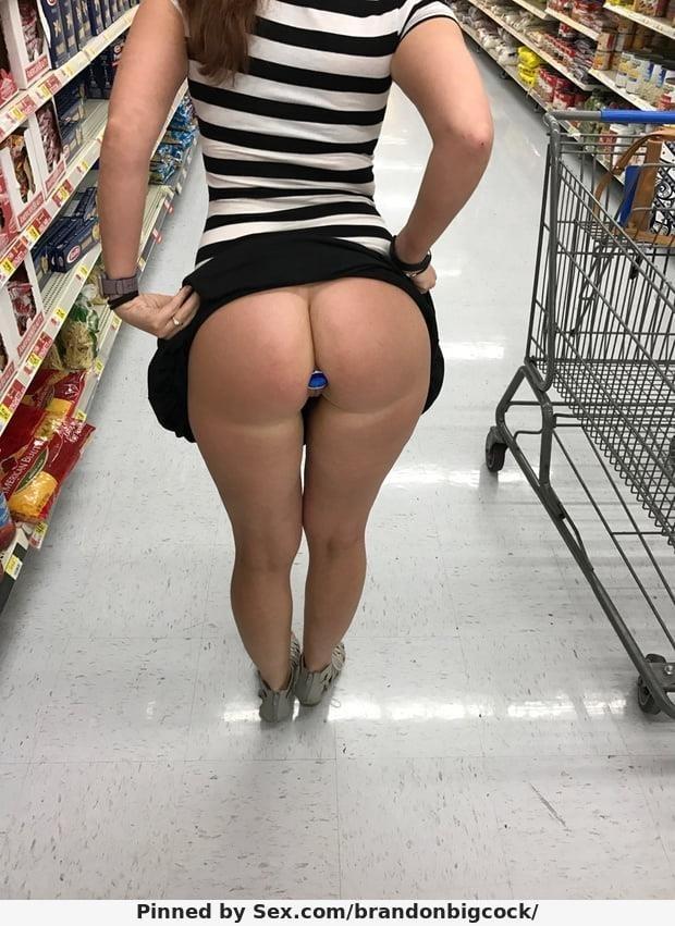Buttplug in public pics-3744