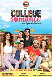 College Romance 2018 S01 Hindi WEBDL