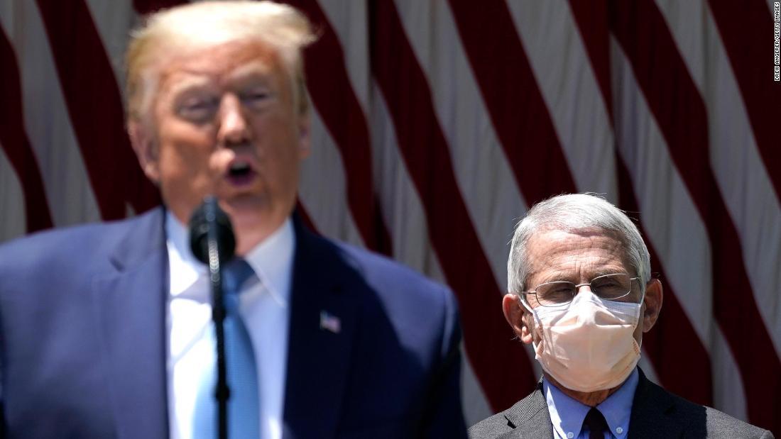 President Trump called Dr