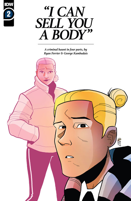 I Can Sell You A Body #1-2 (2020)
