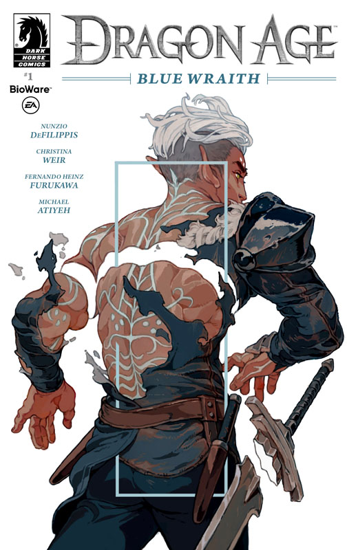 Dragon Age - Blue Wraith #1-3 (2020) Complete