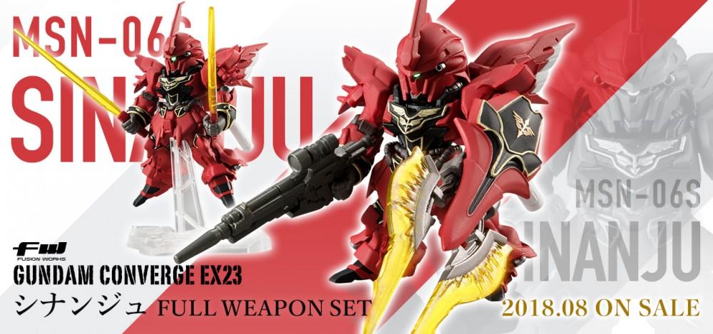 Gundam - Converge (Bandai) - Page 2 GrxgHQbP_o