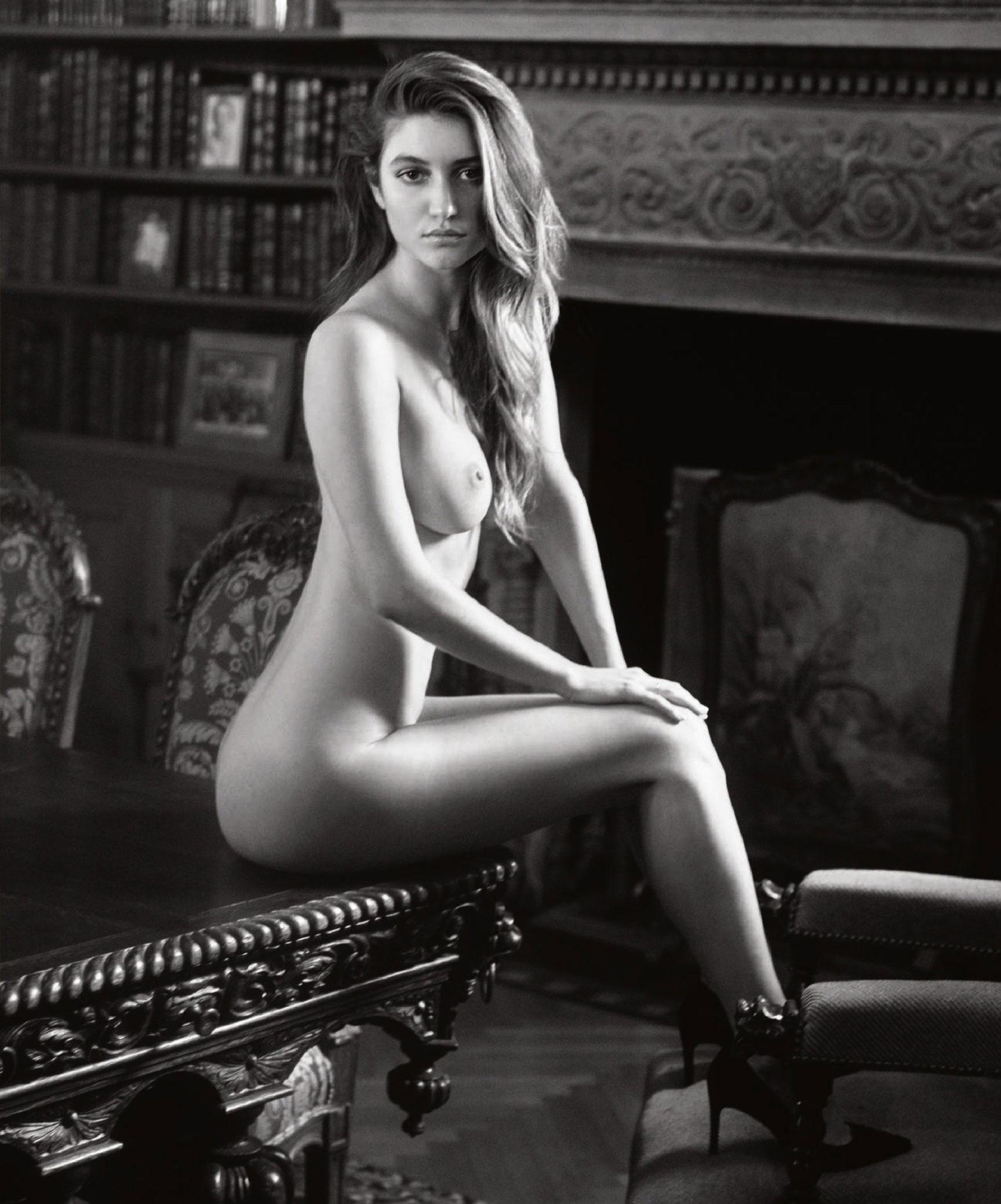 подборка фотографий сексуальных голых девушек - Elizabeth Elam