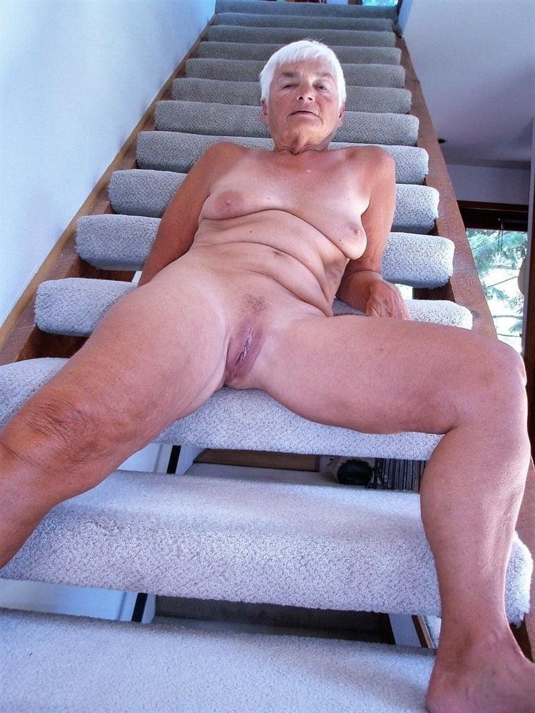 Chubby granny naked-3863
