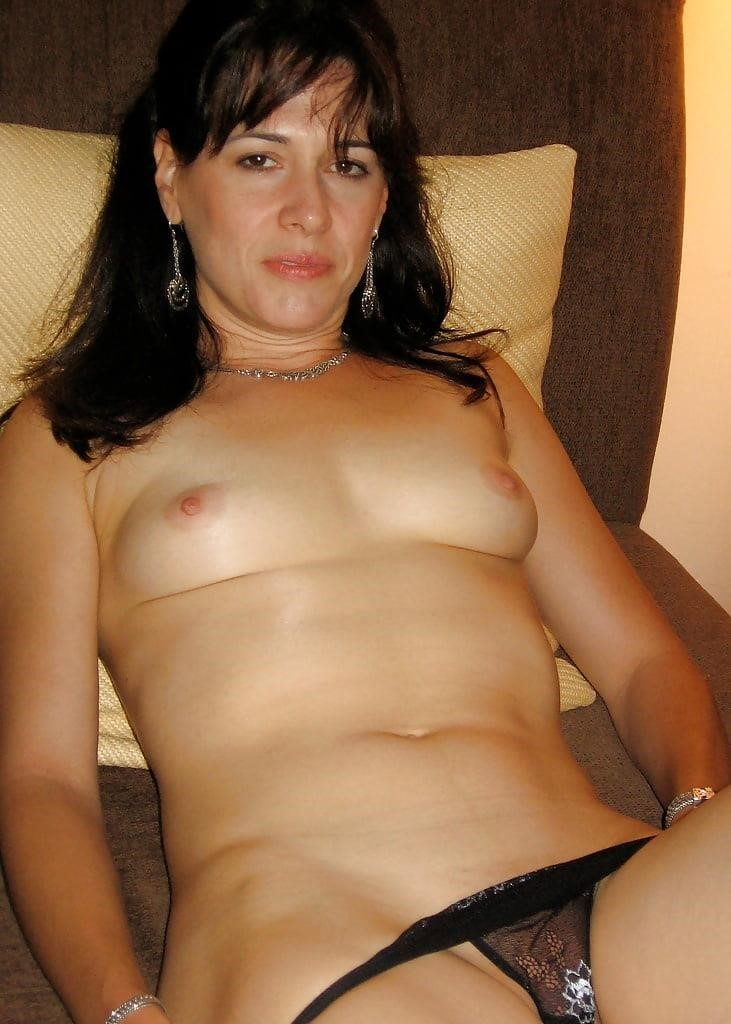 Hairy nude older women-8653