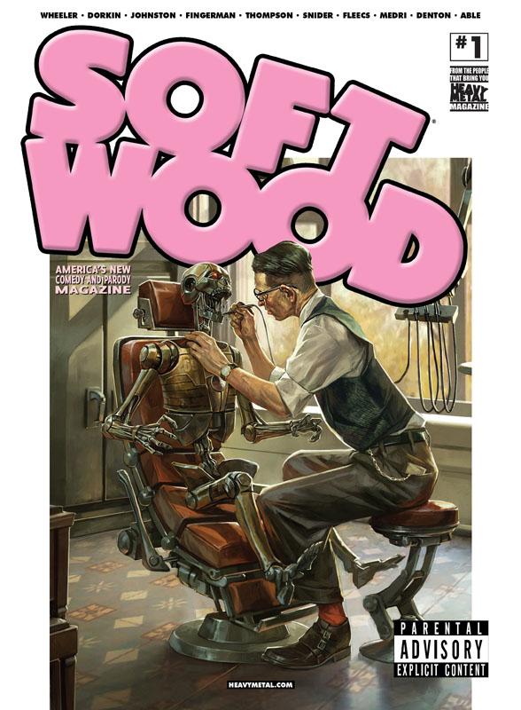 Soft Wood 001 (2019)