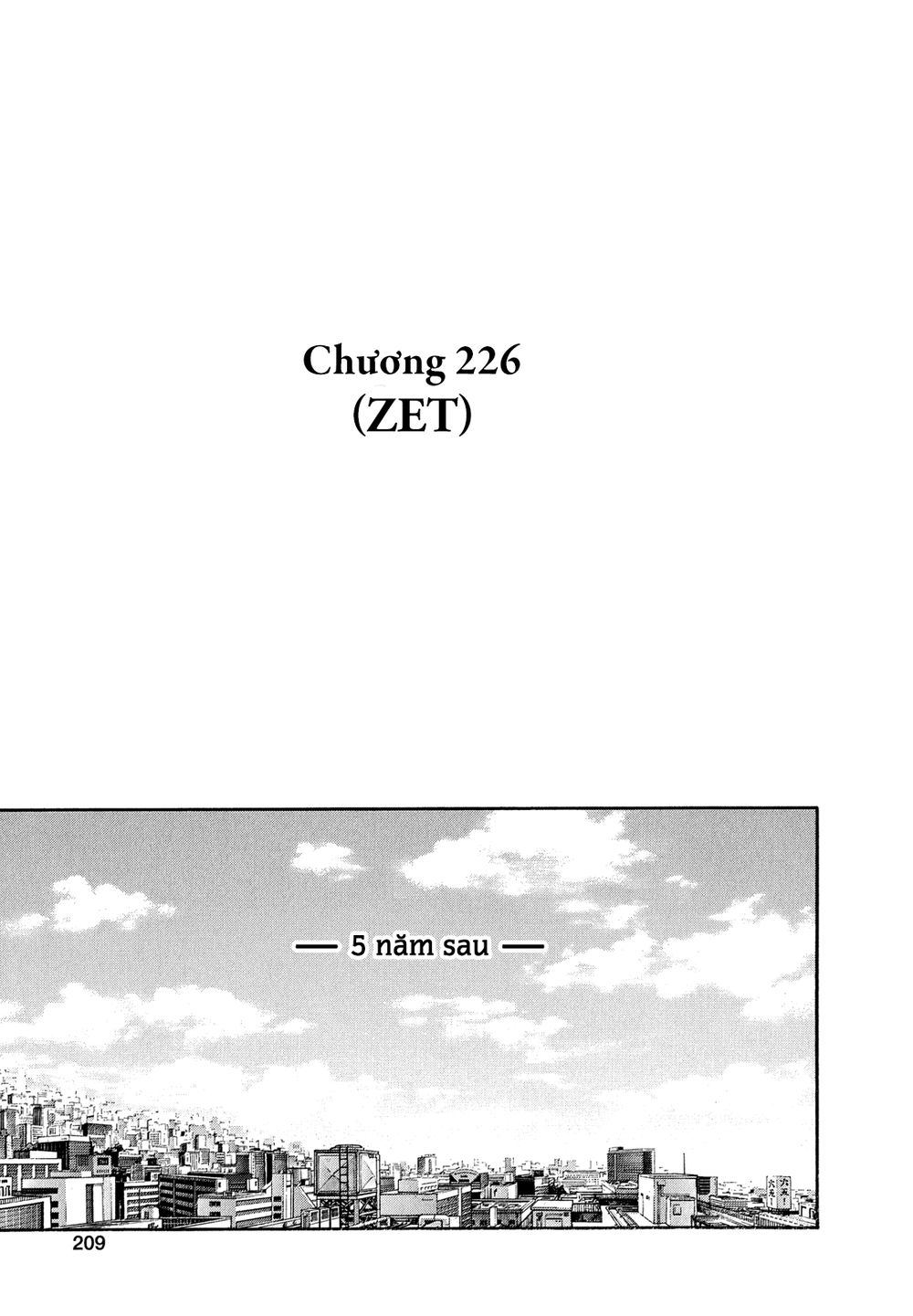 Zetman Chap 226 . Next Chap Chap 226 - the end