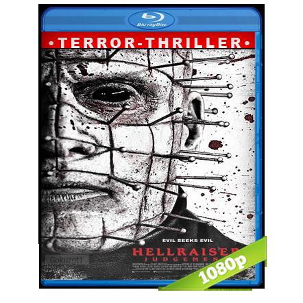 descargar Hellraiser 10 El Juicio [2018][BD-Rip][1080p][Audio][Ingles Subtitulada][Terror] gratis