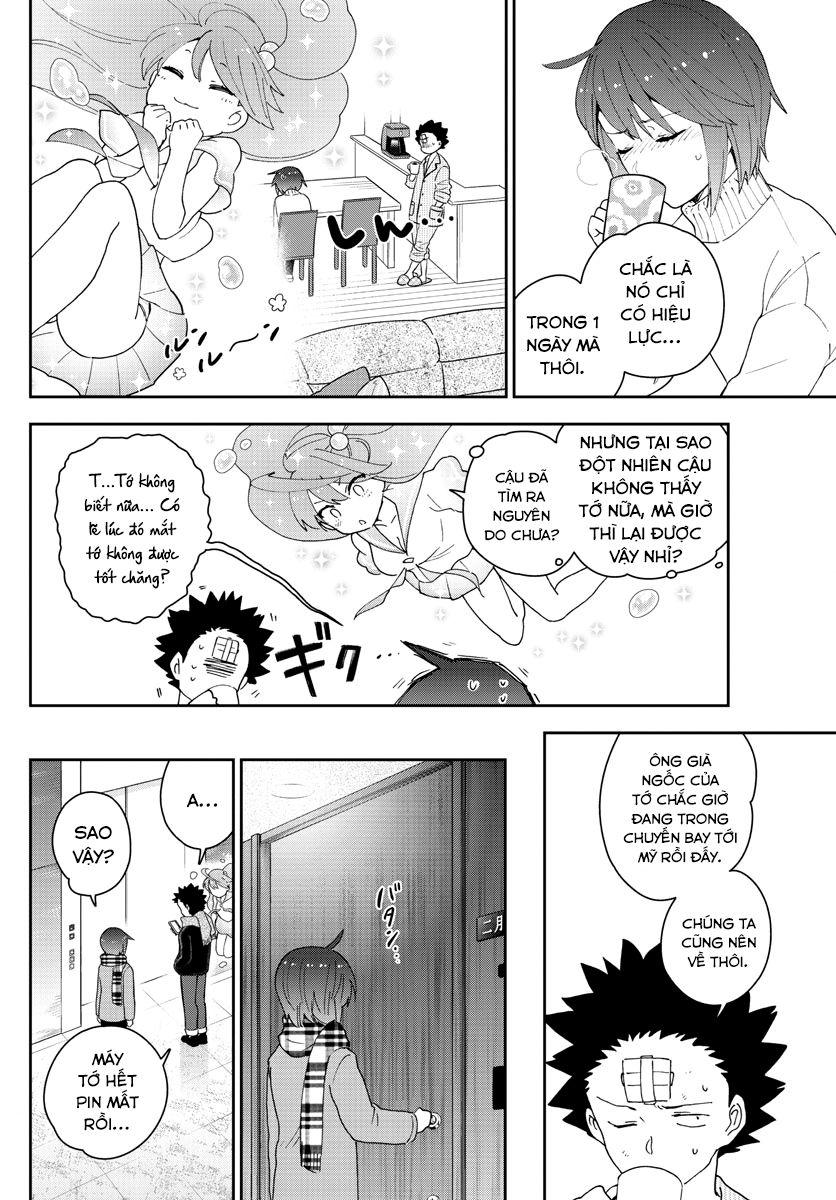 Hatsukoi Zombie Chapter 151 - Trang 6