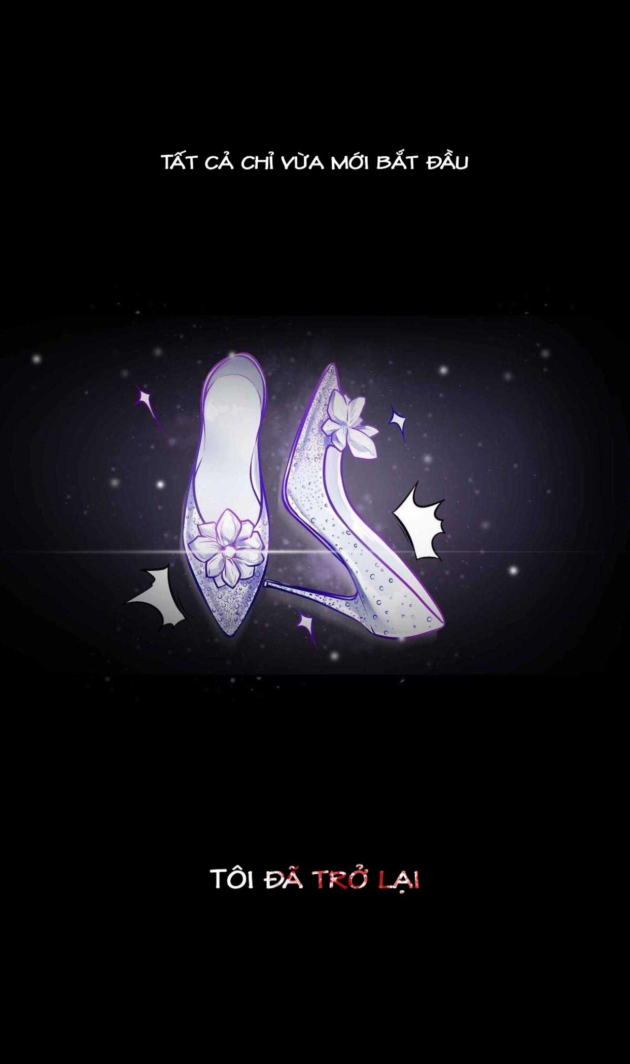 Chiếc Giày Thủy Tinh Chap  Trang 15
