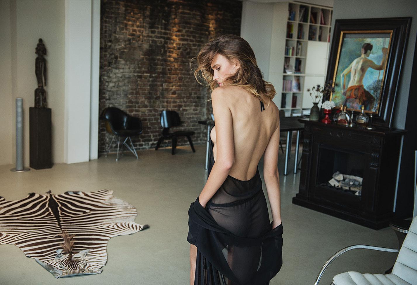 Masha Rudenko by Anita Bresser