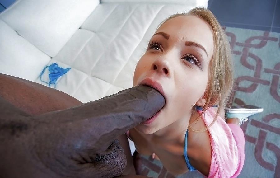 Young black girls sucking big dicks-6633