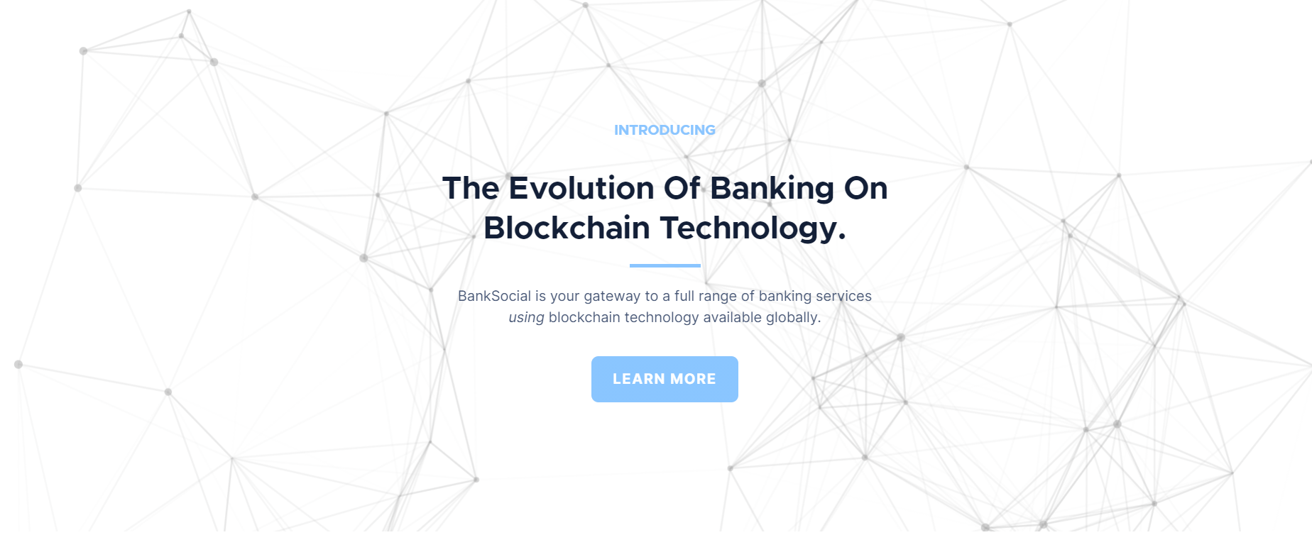 BankSocial Releases Mobile Application