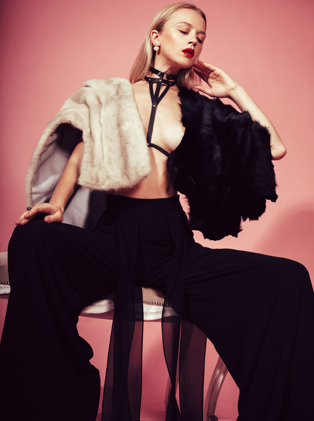 Светлана Легун в рекламной кампании Wicca collection 2016 / фото 14