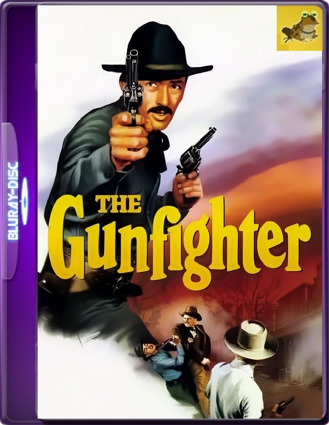 El Pistolero (1950) Brrip 1080p (60 FPS) Latino / Inglés