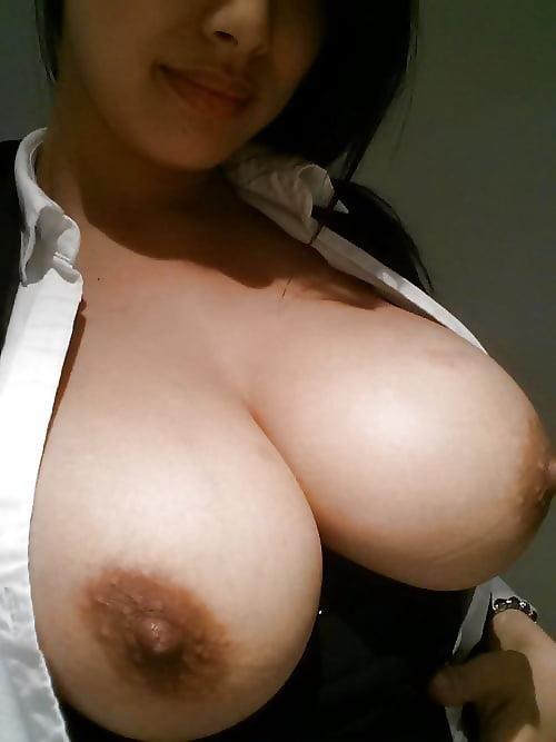 Naked asian girl selfies-2307