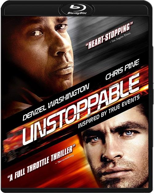 Niepowstrzymany / Unstoppable (2010) V2.MULTi.720p.BluRay.x264.DTS.AC3-DENDA / LEKTOR i NAPISY PL