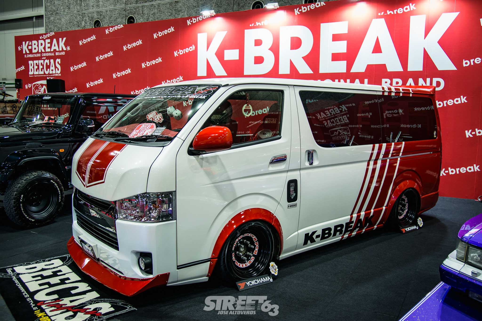What's trending at the 2020 Osaka Automesse? 8