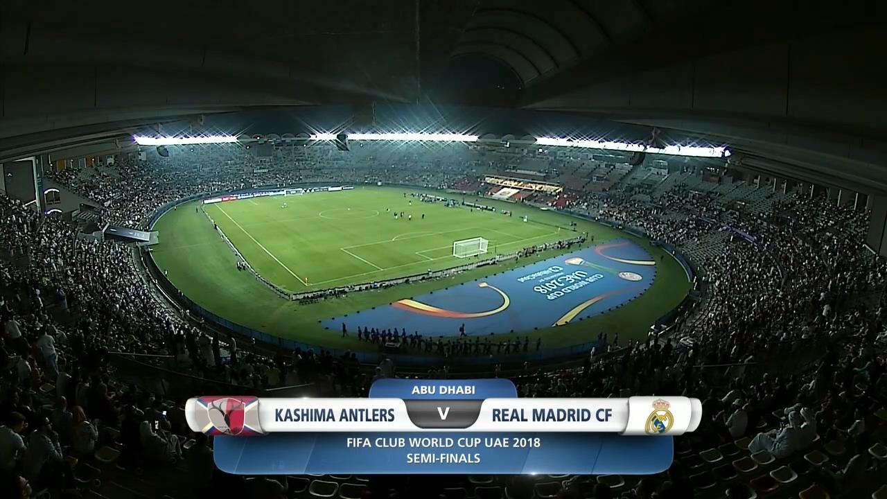 Xem lại: Kashima Antlers vs Real Madrid