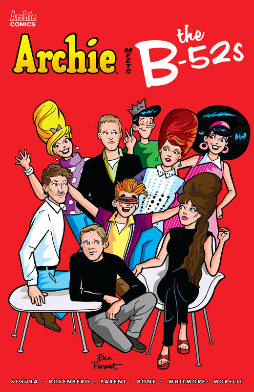 Archie Meets The B-52s (2020)