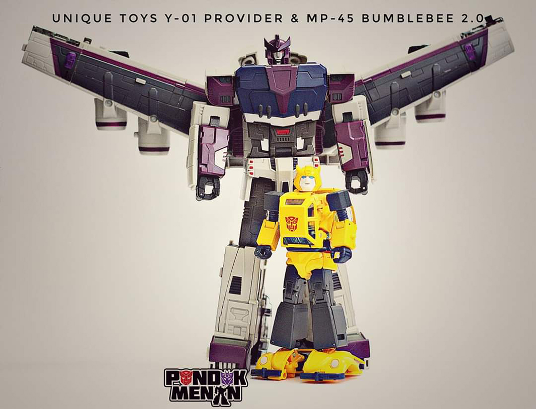 [Masterpiece] MP-45 Bumblebee/Bourdon v2.0 - Page 4 W2FpWG0H_o