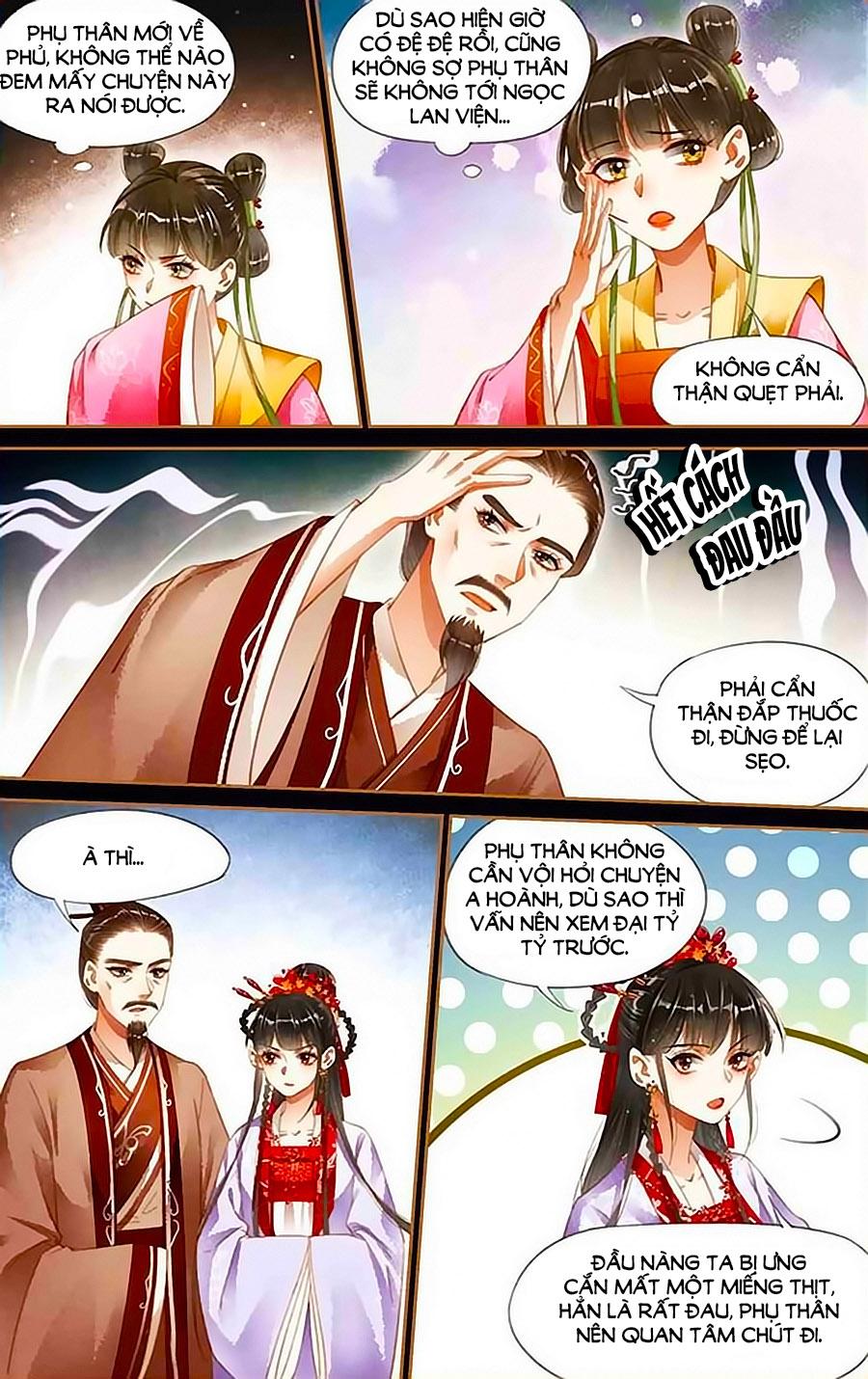 Thần Y Đích Nữ chap 181 - Trang 4