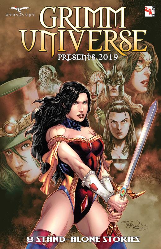 Grimm Universe #1-5 + 2019 (2012-2019)
