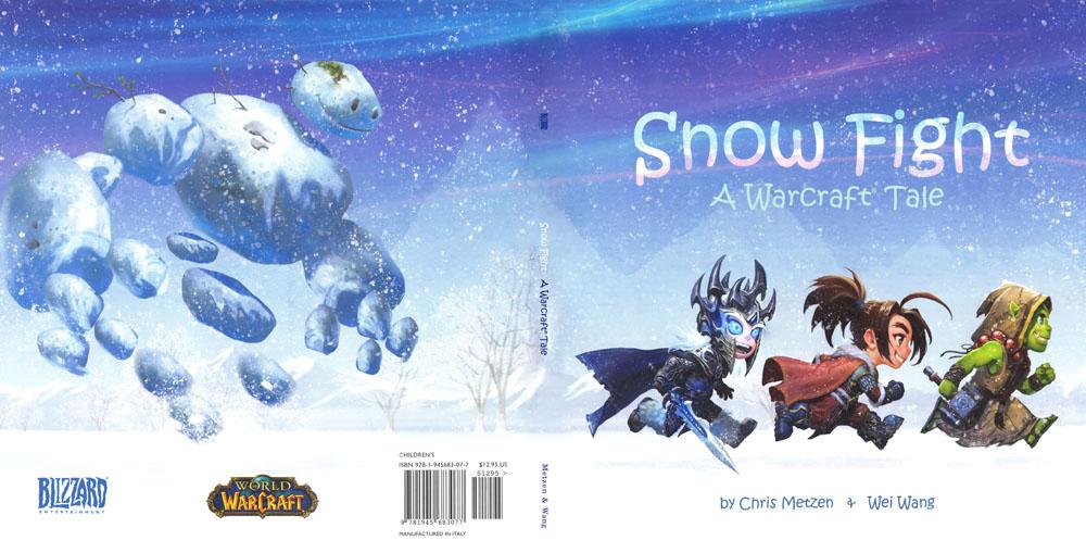 Snow Fight - A Warcraft Tale (2017)