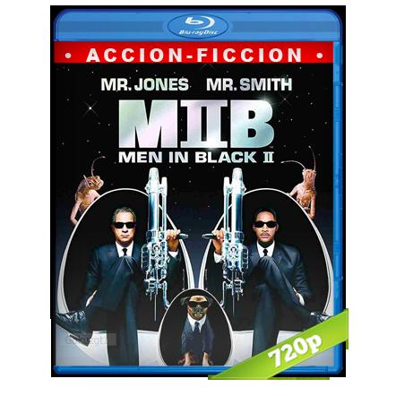 Hombres De Negro 2 HD720p Audio Trial Latino-Castellano-Ingles 5.1 2002