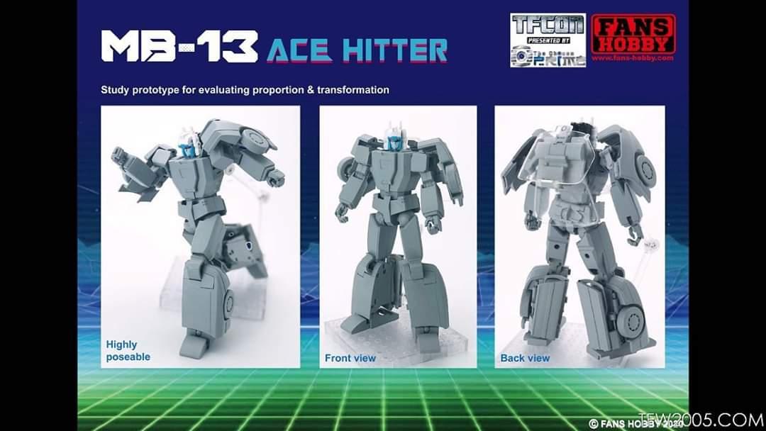 [FansHobby] Produit Tiers - MB-12 Athena (aka Minerva|Nightbeat/Veilleur) et MB-13 Ace Hitter (aka Goshooter|Siren/Sirène) [TF Masterforce] HMlvtzF6_o