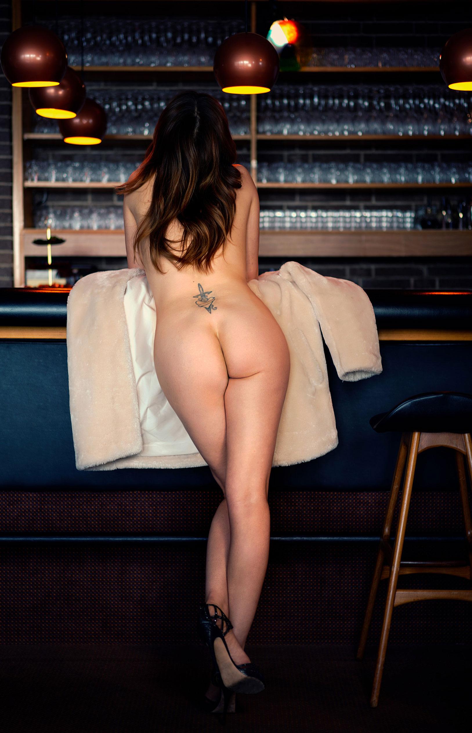 Звезда июльского номера Playboy Германия - актриса и музыкант Ина Пауле Клинк / фото 14