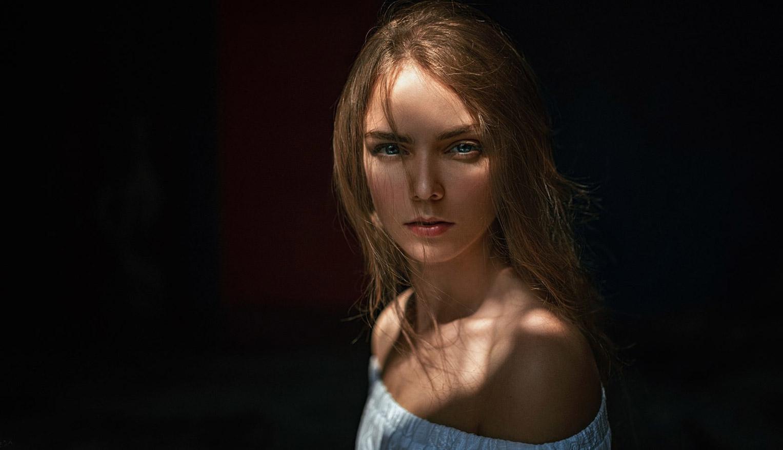 Мария Козловская / Mary Kudryavtseva by Georgy Chernyadyev