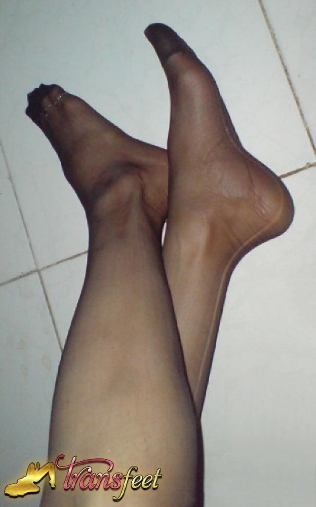 Trans feet porn-6406