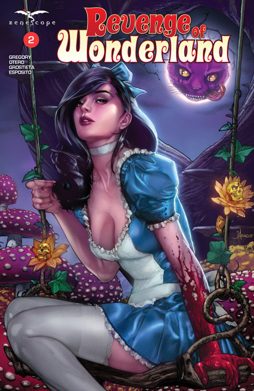 Revenge Of Wonderland #1-6 (2018-2019) Complete