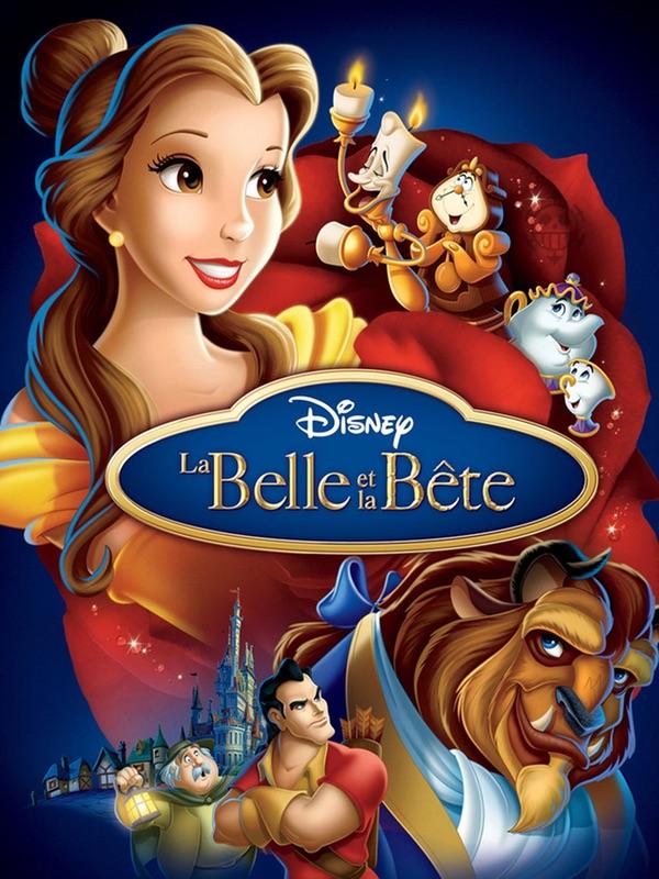 La Belle Et La Bete 1991 MULTi 1080p BluRay HDLight x265-H4S5S