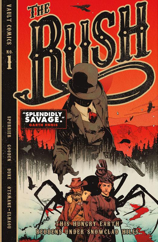 The Rush 001 (2021)