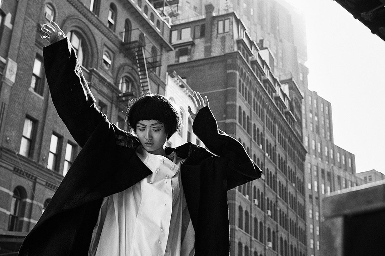 Банши на улицах Нью_йорка / Xu Liu by Evgeny Popov