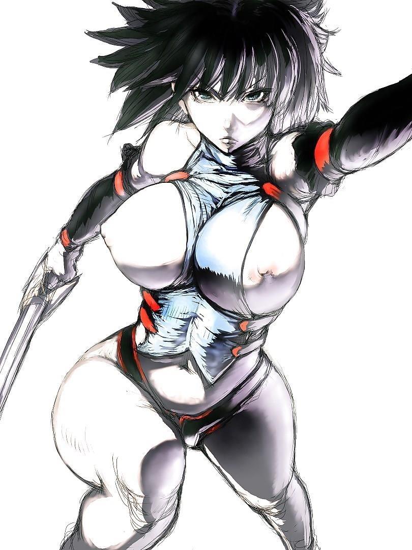 Anime big boobs nude-7218
